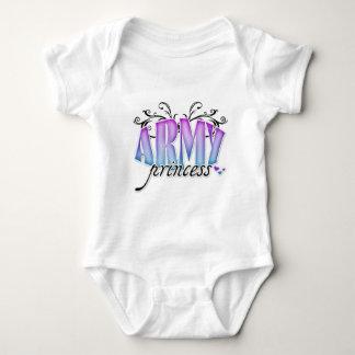 Princesa del ejército mameluco de bebé