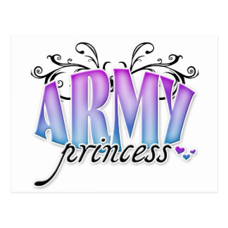 Princesa del ejército postal