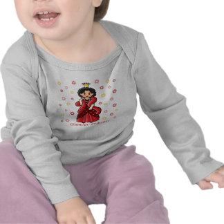 Princesa del encanto camisetas