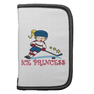 Princesa del hielo planificadores