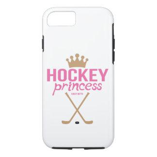 Princesa del hockey funda iPhone 7