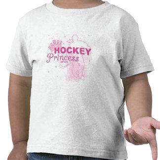 Princesa del hockey camisetas