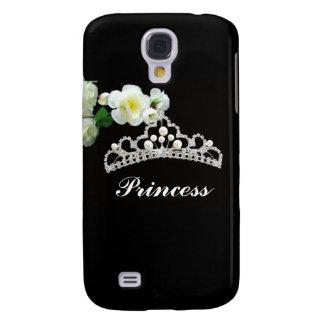 princesa del iPhone Funda Para Galaxy S4