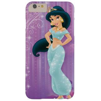 Princesa del jazmín funda barely there iPhone 6 plus