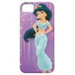 Princesa del jazmín iPhone 5 Case-Mate coberturas