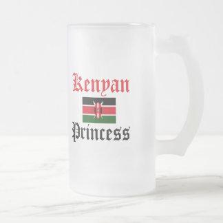 Princesa del Kenyan Tazas