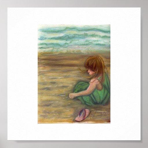 Princesa del mar de Captiva Poster