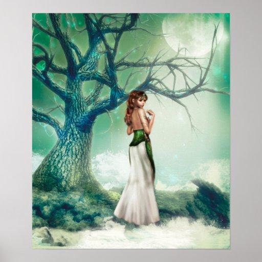 Princesa del mar póster