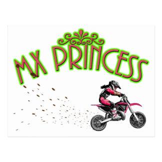Princesa del MX Postales