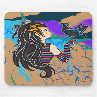 Princesa del Nilo Alfombrillas De Ratones