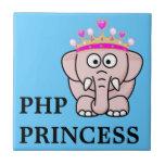 Princesa del PHP: Mujeres en el desarrollo del Web Tejas