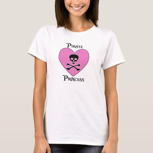 Princesa del pirata playera