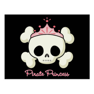 Princesa del pirata postal