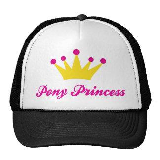 Princesa del potro gorros