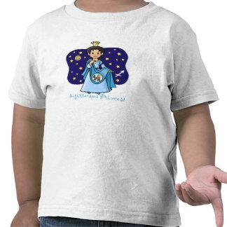 Princesa del sagitario camiseta