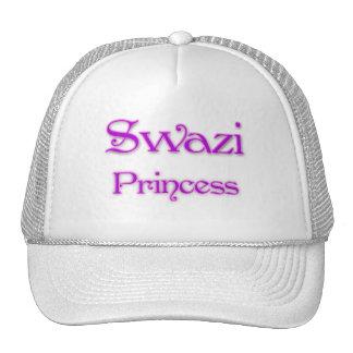 Princesa del Swazi Gorros Bordados