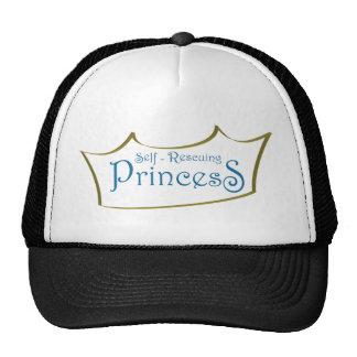 Princesa del Uno mismo-Resuing Gorros