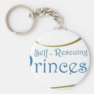 Princesa del Uno mismo-Resuing Llaveros Personalizados