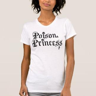Princesa del veneno playera