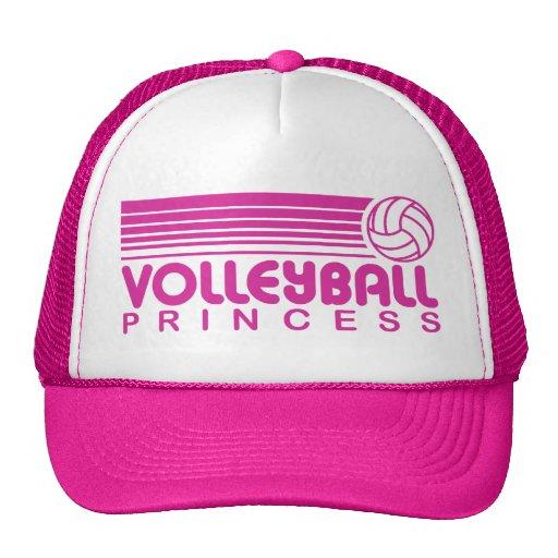 Princesa del voleibol gorras