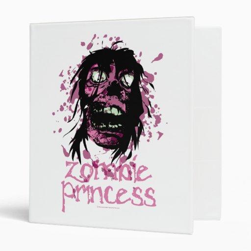 """Princesa del zombi carpeta 1"""""""