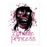 Princesa del zombi postal