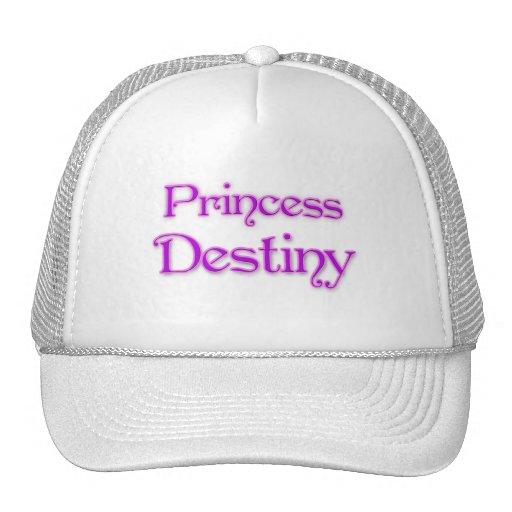 Princesa Destiny Gorros Bordados