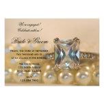 Princesa Diamond y fiesta de compromiso de las per Comunicado Personalizado