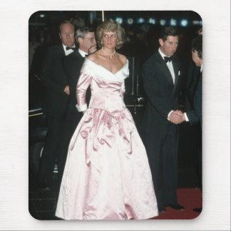 Princesa Diana Alemania 1987 Alfombrillas De Ratones