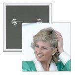 Princesa Diana Australia 1988 Pins