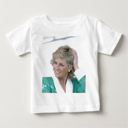 Princesa Diana Australia 1988 Playera