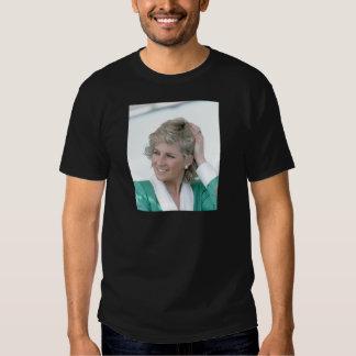 Princesa Diana Australia 1988 Playeras