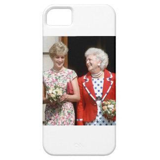 Princesa Diana-Barbara Bush Funda Para iPhone 5 Barely There