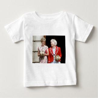Princesa Diana-Barbara Bush Tee Shirt