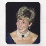 Princesa Diana Canadá 1991 Alfombrilla De Ratón