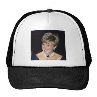 Princesa Diana Canadá 1991 Gorros Bordados