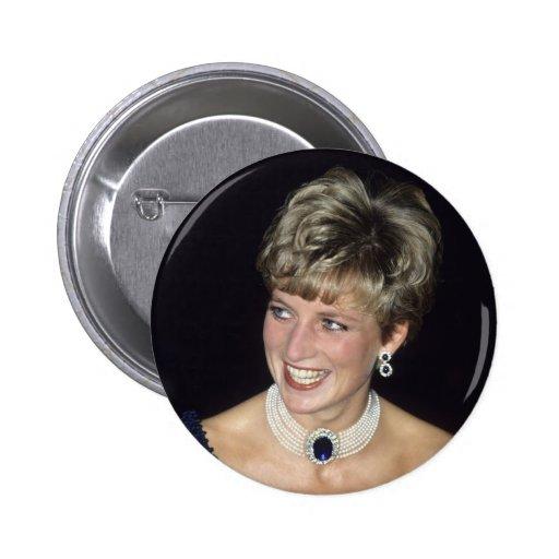Princesa Diana Canadá 1991 Pin