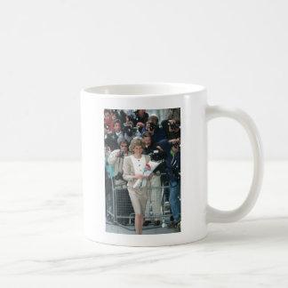 Princesa Diana Collection de HRH Tazas