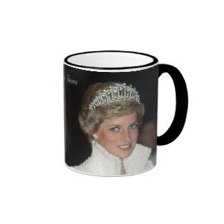 Princesa Diana Collection de HRH Tazas De Café