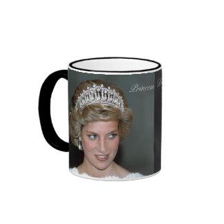 Princesa Diana Collection de HRH Taza De Dos Colores