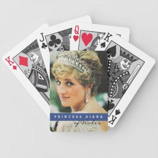 Princesa Diana de País de Gales Baraja De Cartas