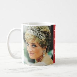 Princesa Diana de País de Gales Taza De Café