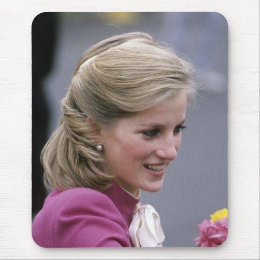 Princesa Diana Ealing 1984 Alfombrilla De Ratones