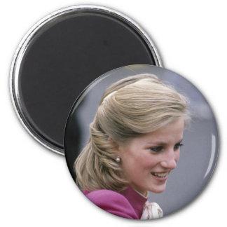 Princesa Diana Ealing 1984 Imán