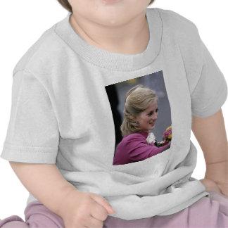Princesa Diana Ealing 1984 Camiseta