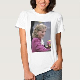 Princesa Diana Ealing 1984 Playeras