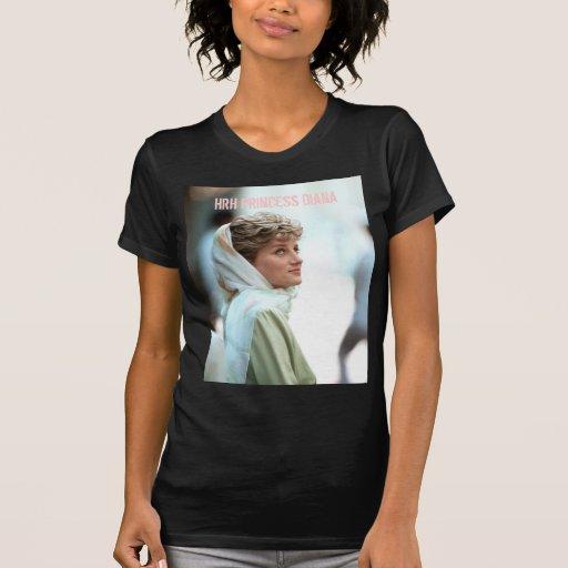Princesa Diana Egipto 1992 de HRH Camisas