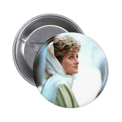 Princesa Diana Egipto 1992 de HRH Pins