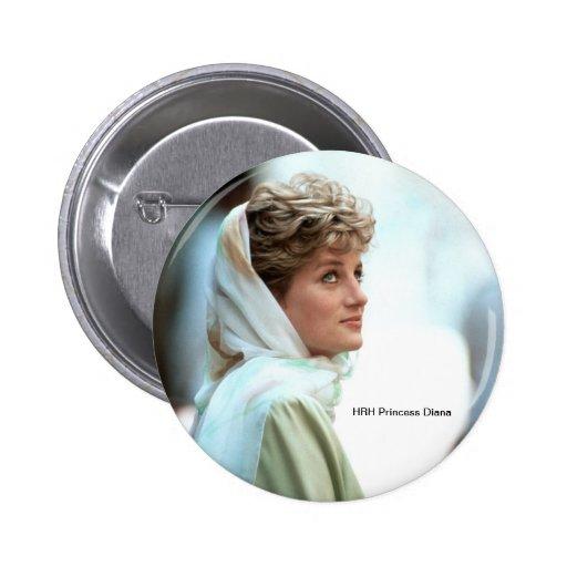 Princesa Diana Egipto 1992 de HRH Pin