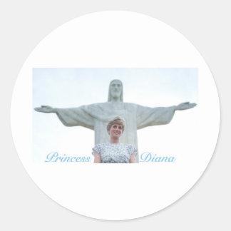 Princesa Diana el Brasil Etiqueta
